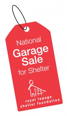 Royal LePage Salmon Arm Garage Sale